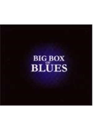 Various Artists - Big Box Of Blues (Music CD)