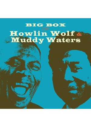 Howlin' Wolf - Big Box Of Howlin Wolf & Muddy Waters (Music CD)