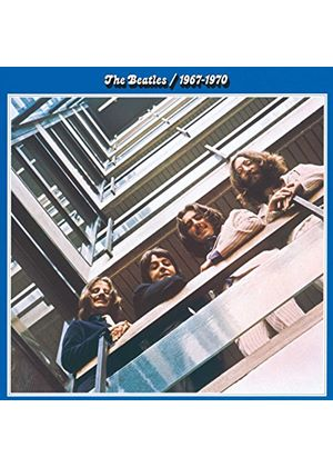 The Beatles - The Beatles Blue Album 1967-1970 [Remastered] (Music CD)