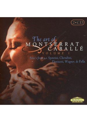 Various Artists - ART OF MONTSERRAT CABALLE VOL.1 2CD