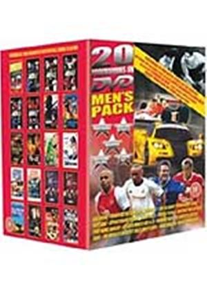 20 Pack: Mens Pack