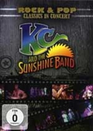 K.c. And The Sunshine Band - Live