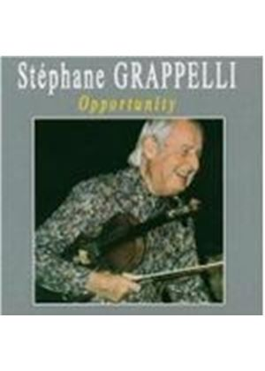 Stephane Grappelli - Opportunity [German Import]