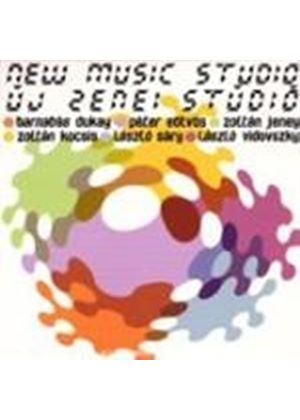 VARIOUS COMPOSERS - New Music Studio