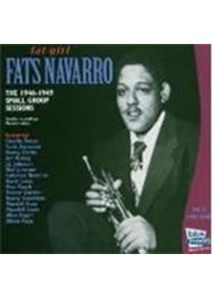 Fats Navarro - Complete 1946-1949 Small Group Sessions Vol. 2 [German Imp/]