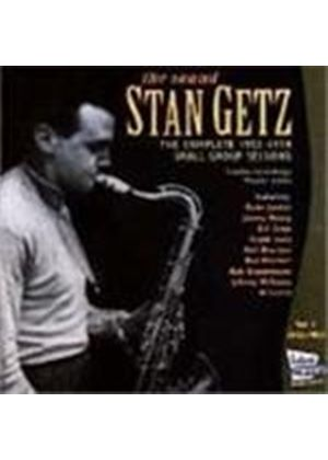 Stan Getz - Complete Stan Getz 1952-1954 Master Takes Vol.1, The