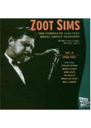 Zoot Sims - Zoot Sims Vol.2 1950-1951