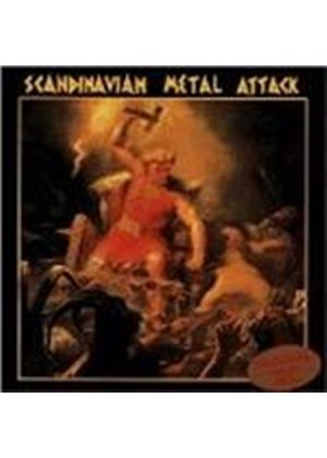 Various Artists - Scandinavian Metal Attack (Music Cd)