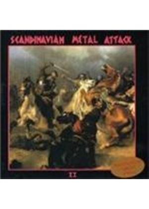 Various Artists - Scandinavian Metal Attack Ii (Music Cd)