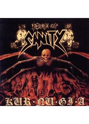 Edge of Sanity - Kur-Nu-Gi-A (Music CD)