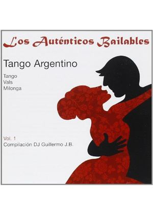 Los Autenticos Bailables - Tango Argentino, Vol. 1 (Music CD)