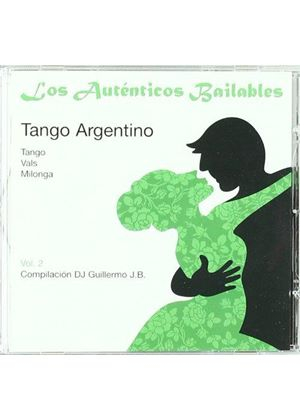 Los Autenticos Bailables - Tango Argentino, Vol. 2 (Music CD)