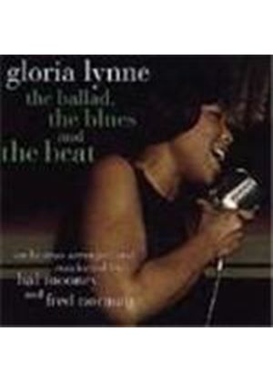 Gloria Lynne - Ballad, The Blues And The Beat, The