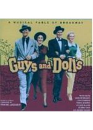 Original Soundtrack - Guys And Dolls (Loesser) [Spanish Import]