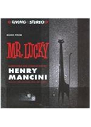 Henry Mancini - Music from Mr. Lucky (Original Soundtrack/Film Score) (Music CD)