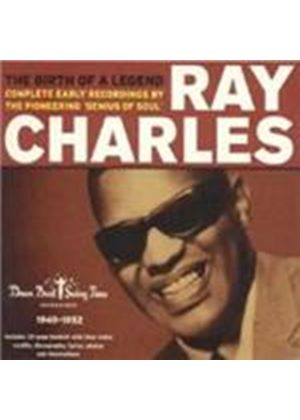 Ray Charles - Birth Of A Legend 1949-1952, The
