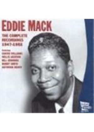 Eddie Mack - Complete Recordings 1947-1952