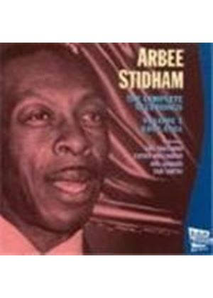 Arbee Stidham - Complete Recordings Vol.1 (1947 - 1951)