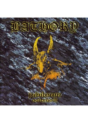 Bathory - Jubileum Vol 3 (Music Cd)