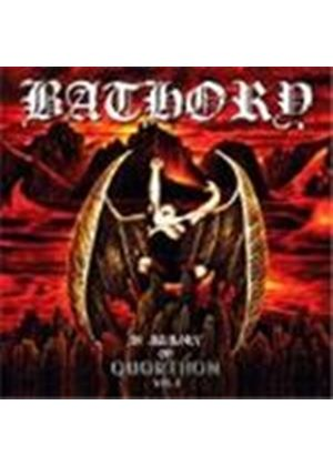 Bathory - In Memory Of Quorthon Vol 1 (Music Cd)