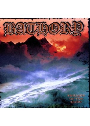 Bathory - Twilight Of The Gods (Music Cd)