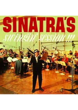 Frank Sinatra - Swingin' Session!/Come Swing With Me (Music CD)