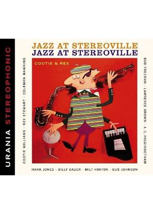 Cootie Williams - Jazz at Stereoville (Music CD)