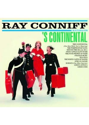 Ray Conniff - 'S Continental/So Much In Love (Music CD)