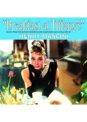 Breakfast at Tiffany's [Music from the Motion Picture Score] (Music CD)