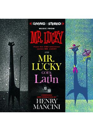 Henry Mancini - Music from Mr. Lucky/Mr. Lucky Goes Latin (Music CD)