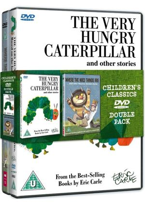 Very Hungry Caterpillar / Where The Wild Things Are - Double Pack
