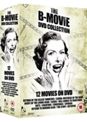 The B Movie DVD Collection (12 Disc Digistak)