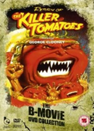 Return of the Killer Tomatoes - The B Movie DVD Collection