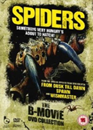 Spiders - The B Movie DVD Collection