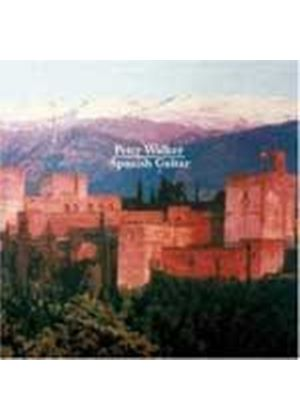 Peter Walker - Spanish Guitar (Music CD)
