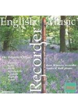 English Recorder Music (Music CD)