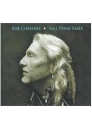 Bob Cheevers - Tall Texas Tales (Music CD)