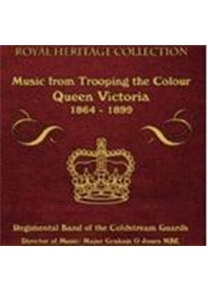 Band Of The Coldstream Guards - Music From Trooping The Colour: Queen Victoria (Music CD)