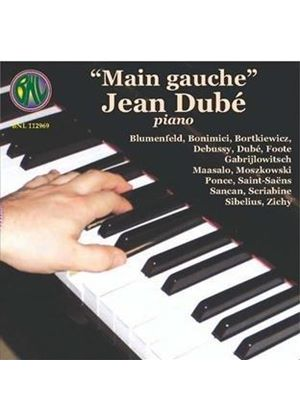 Main gauche (Music CD)