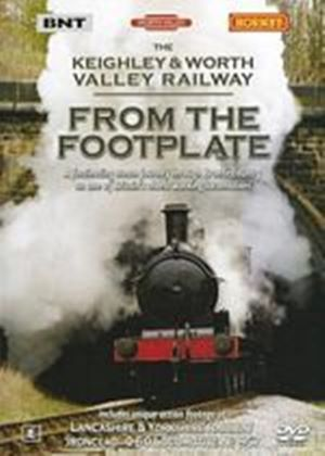Keighley And Worth Valley Railway From The Footplate