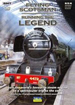 Flying Scotsman - Running The Legend