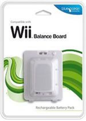 Blue Ocean Accessories - Wii Board Rechargeable Battery Pack (Wii)