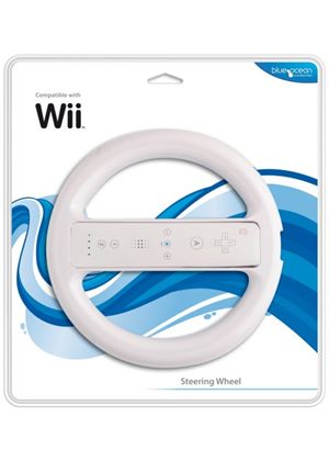 Blue Ocean Accessories - Steering Wheel (Wii)
