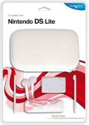 Blue Ocean Accessories - White Starter Pack for DS Lite (DS)