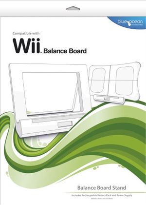 Blue Ocean Accessories - Wii Board Charging Stand (Wii)