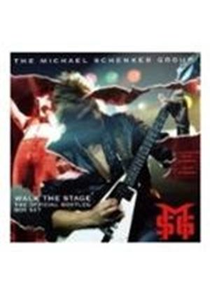 Michael Schenker Group - Walk The Stage (Official Bootleg Box Set/+DVD)
