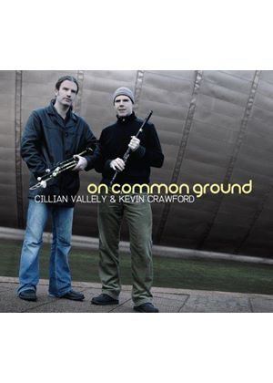 Cillian Vallely - On Common Ground (Music CD)