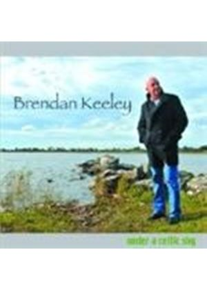 Brendan Keeley - Under A Celtic Sky (Music CD)