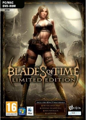 Blades Of Time: Limited Edition (PC/Mac DVD)