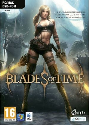 Blades of Time (PC/Mac DVD)